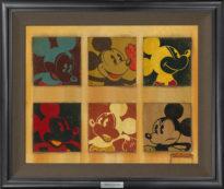 6 Up Mickey 21.5x25.5