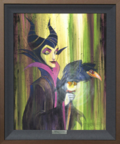Maleficent the Wicked 24.25x20.25